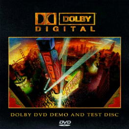 DOLBY DIGITAL TEST-DVD 2.0