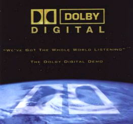DOLBY DIGITAL DEMO-DISC