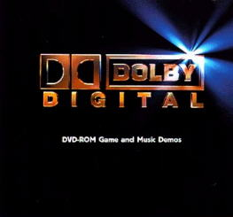 DOLBY DIGITAL DVD-ROM