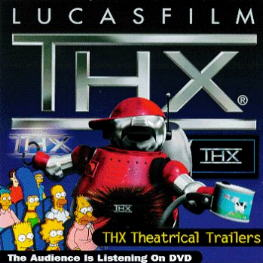 LUCASFILM THX THEATRICAL TRAILERS